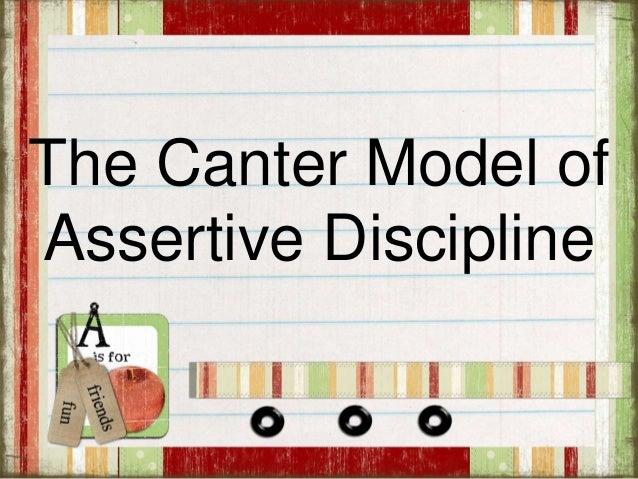 discipline models 1 seven models of discipline (retrieved january 2010 from:  ) developing a.