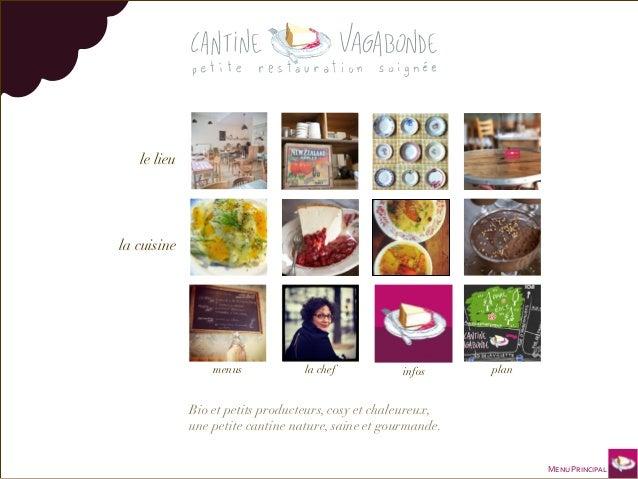 le lieula cuisine                 menus            la chef           infos     plan             Bio et petits producteurs,...