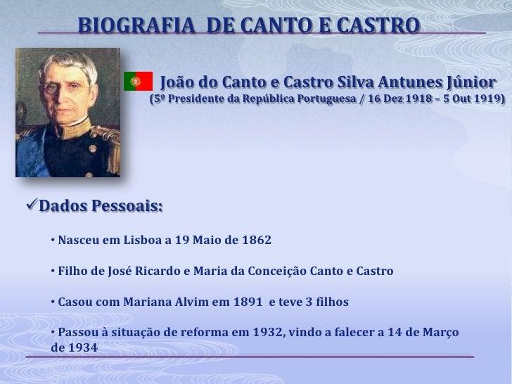 Canto E Castro Slide 2