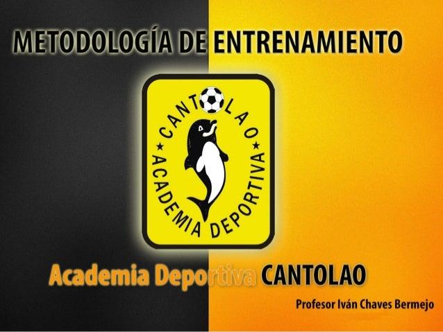 Profesor Iván Chaves Bermejo Título de Entrenador Nacional de Fútbol por la Escuela Nacional de la Real Federación Español...