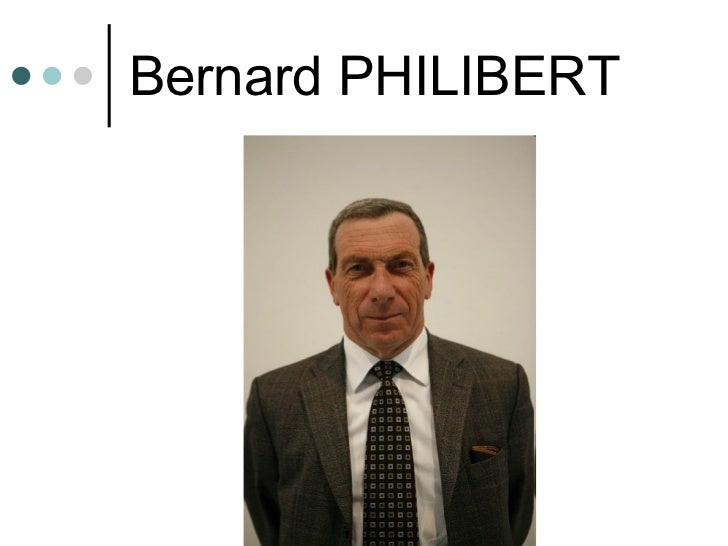 Bernard PHILIBERT