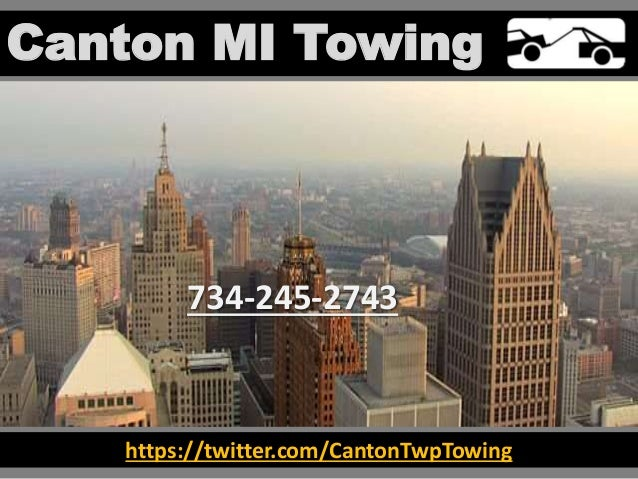 https://twitter.com/CantonTwpTowing Canton MI Towing 734-245-2743