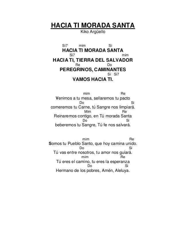 Cantoral de entrada con acordes 2016 for Tu jardin con enanitos acordes