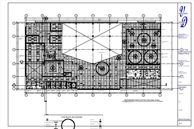 Cantoro market bldg system 2 sheet a 7 mezzanine for Mezzanine cost estimate