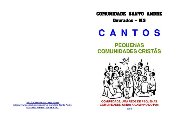 COMUNIDADE SANTO ANDRÉ                                                                Dourados — MS                       ...