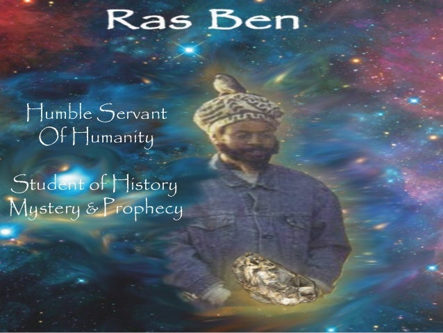 Humble Servant Of Humanity Student of History Mystery & Prophecy