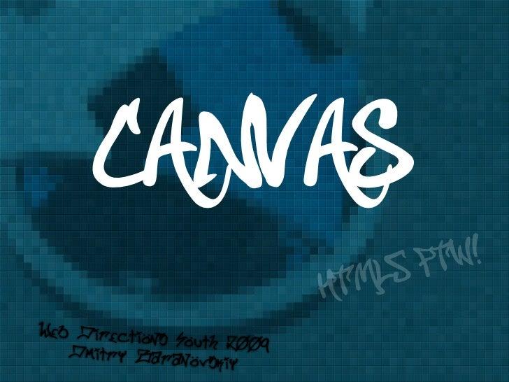 Canvas                                L5 FT W!                            H TMWeb Directions               South 2009   Dm...