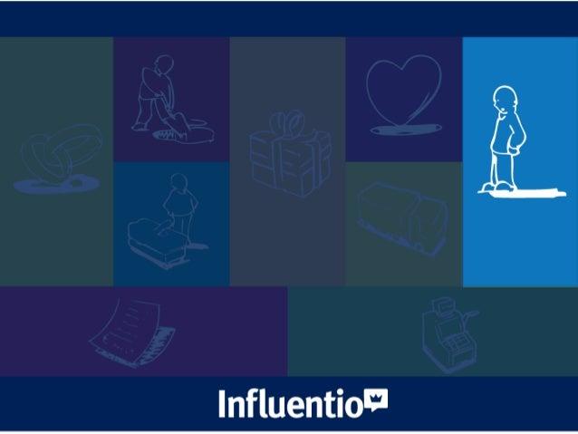 Influentio - Pitch & Modelo de Negócio Slide 3