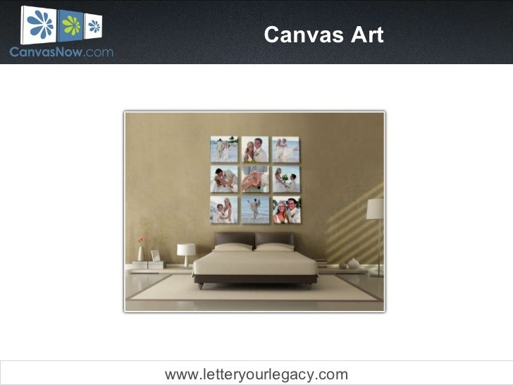 Canvas Art www.letteryourlegacy.com