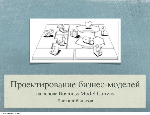 Startup Class - Business Model Canvas