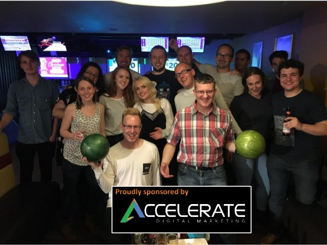 Photos of LaserBowling @ MeasureCamp Cardiff 2