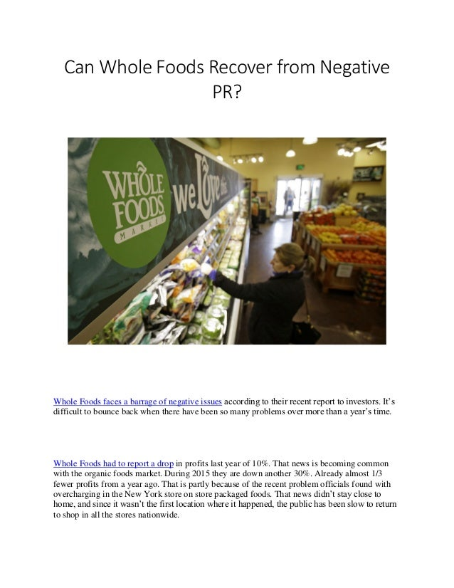 Can You Franchise Whole Foods