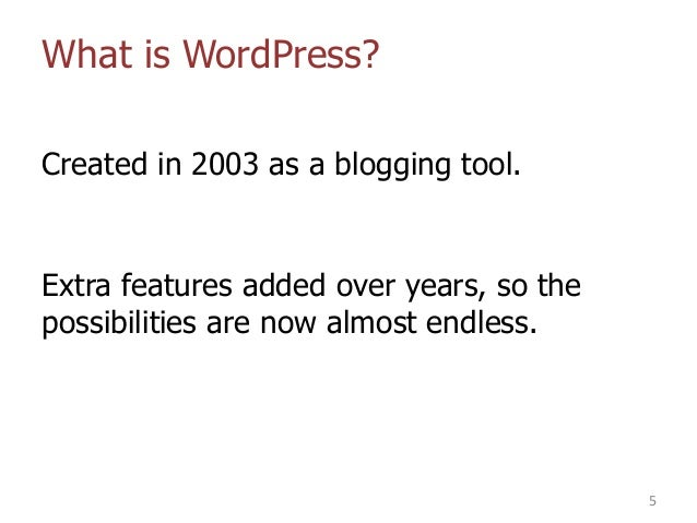 Can WordPress help make the web more accessible - eaccess15 - Feb 2015 slideshare - 웹