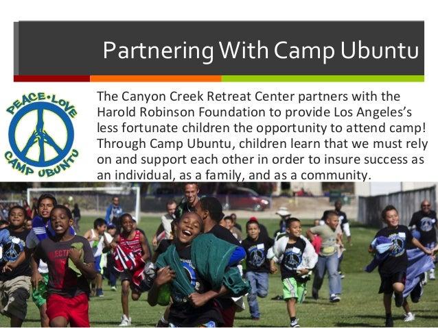 Robinson Nature Center Summer Camp