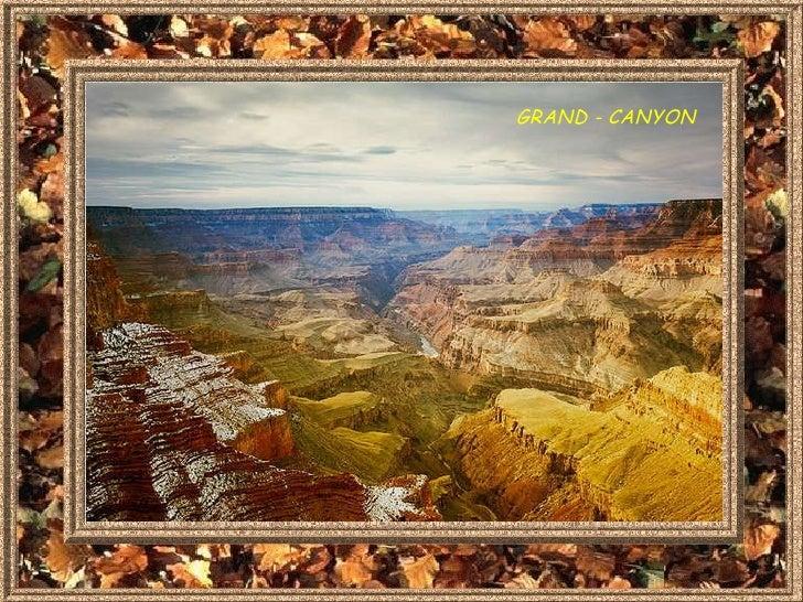 GRAND - CANYON