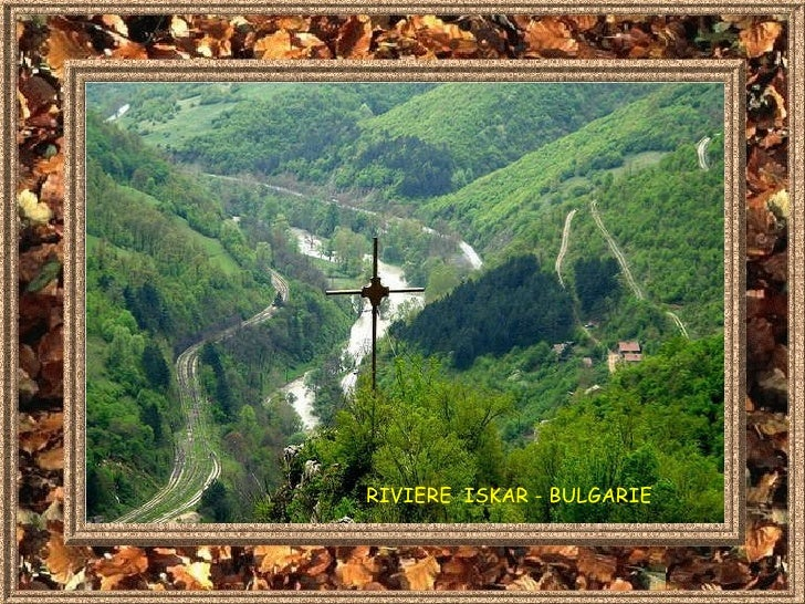 RIVIERE  ISKAR - BULGARIE