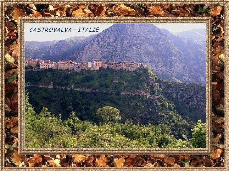 CASTROVALVA – ITALIE
