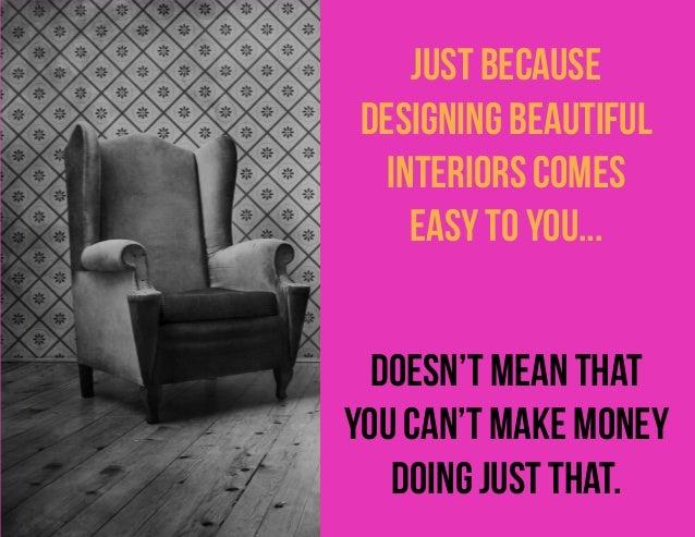 Can You Make Money as an Interior Designer