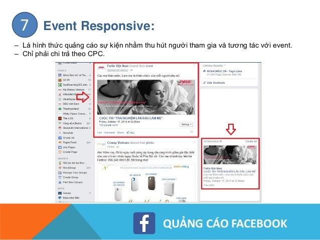 Video View:8 – Là hình thức quảng cáo trên facebook nhằm tăng tương tác, lượt view cho video. – Chỉ phải chi trả phí theo ...