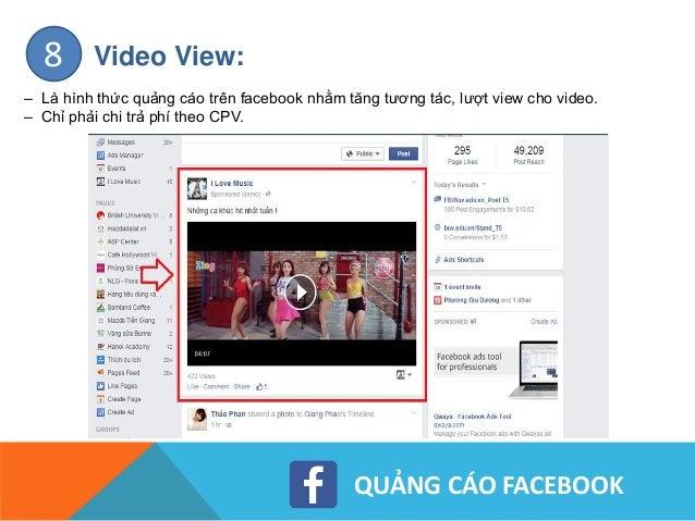 QUẢNG CÁO FACEBOOK Offer Claim:9 – Quảng cáo trên facebook kịp thời các chương trình chiết khấu hoặc khuyến mại đến với ng...