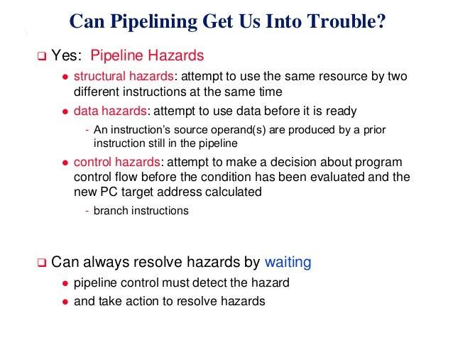 Instruction pipeline pdf.