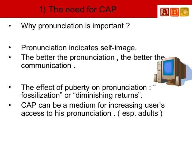 Pronunciation Software - English Pronunciation Online