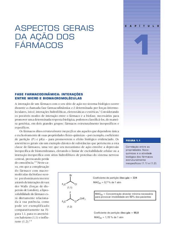 ASPECTOS GERAIS DA AÇÃO DOS FÁRMACOS FASE FARMACODINÂMICA: INTERAÇÕES ENTRE MICRO E BIOMACROMOLÉCULAS A interação de um fá...