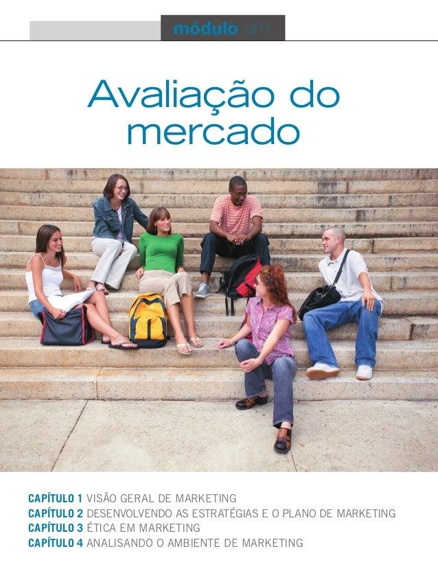 módulo um                                 Avaliação do                                  mercado          CAPÍTULO 1 VISÃO ...