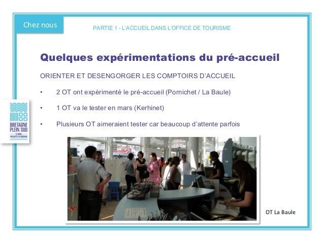 R sultats du diagnostic des solutions d 39 accueil mises en - Office du tourisme la baule escoublac ...