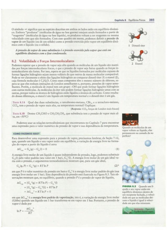 Cap08   equilíbrios físicos Slide 3