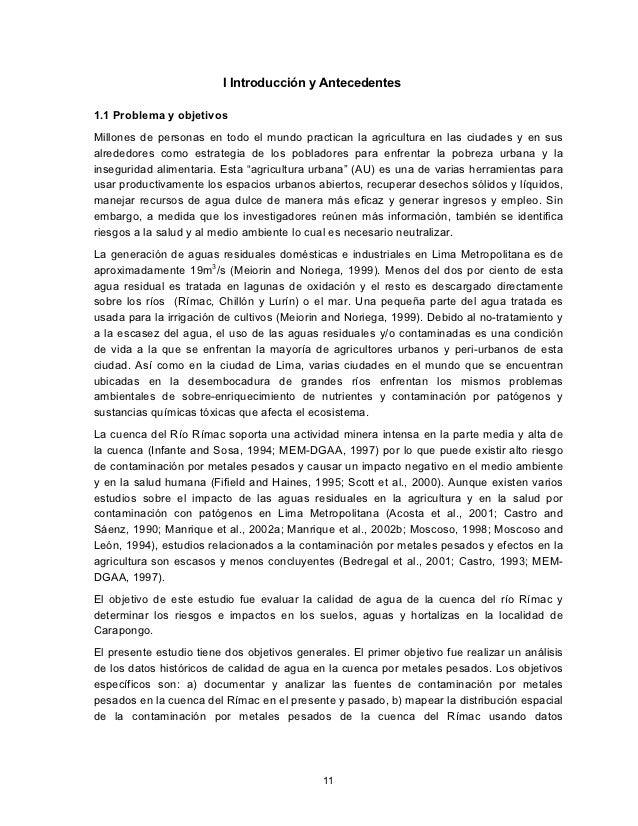 I Introducción y Antecedentes1.1 Problema y objetivosMillones de personas en todo el mundo practican la agricultura en las...
