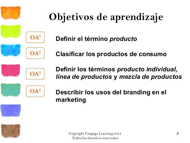 Cap 10 Conceptos de producto Slide 2