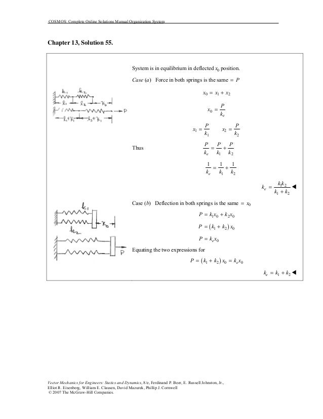 Dynamics beer 9 solution Manual