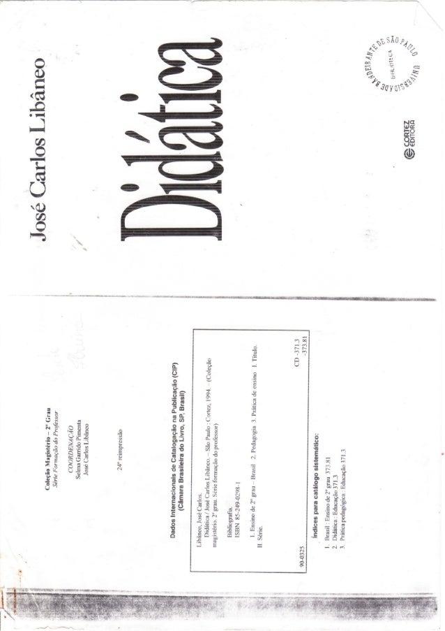 Cap 1 didática