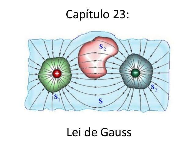 Capítulo 23: Lei de Gauss