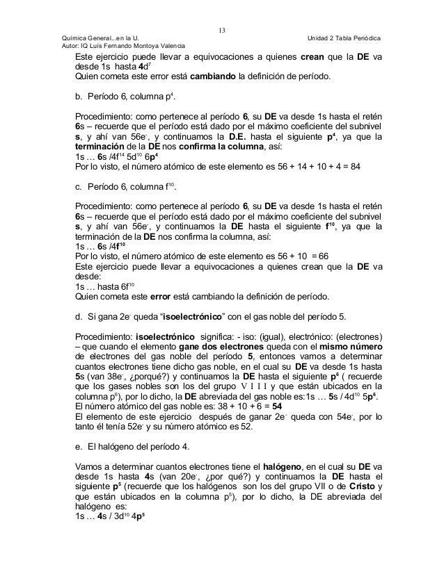 Cap 2 tabla periodica 13 urtaz Gallery