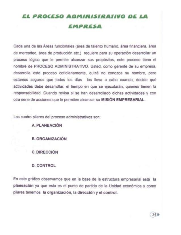 Cap 4 lr2 proceso administrativo de la empresa.