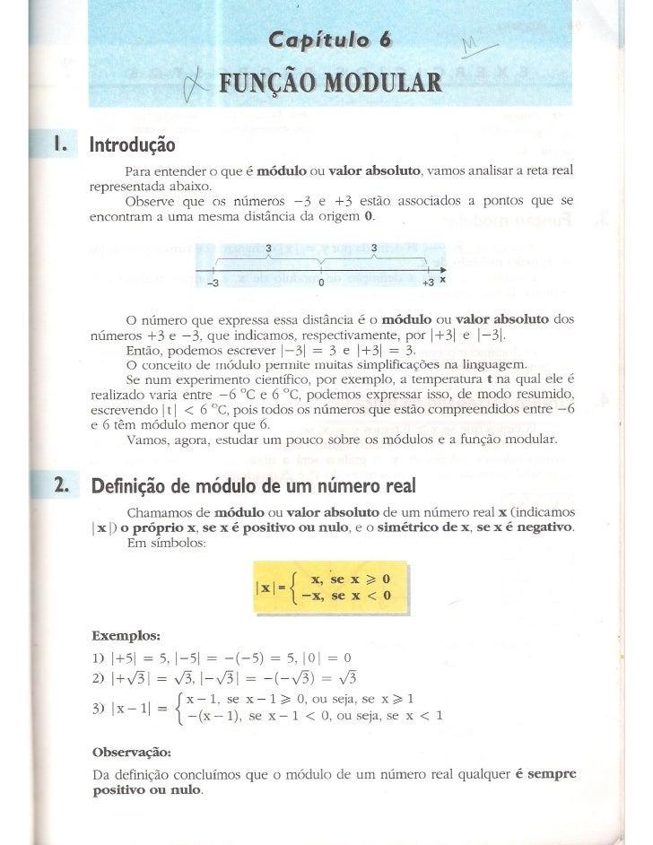 Cap 6   função modular