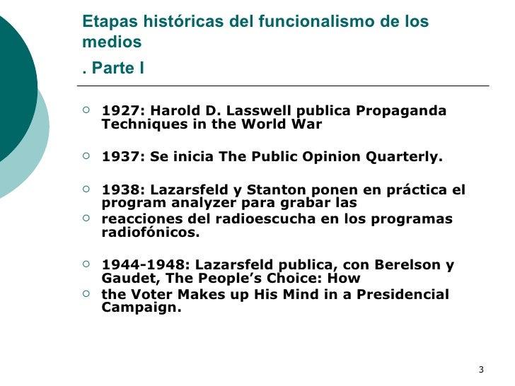Cap7 El Funcionalismo