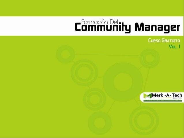 Las 15 herramientas del Community Manager