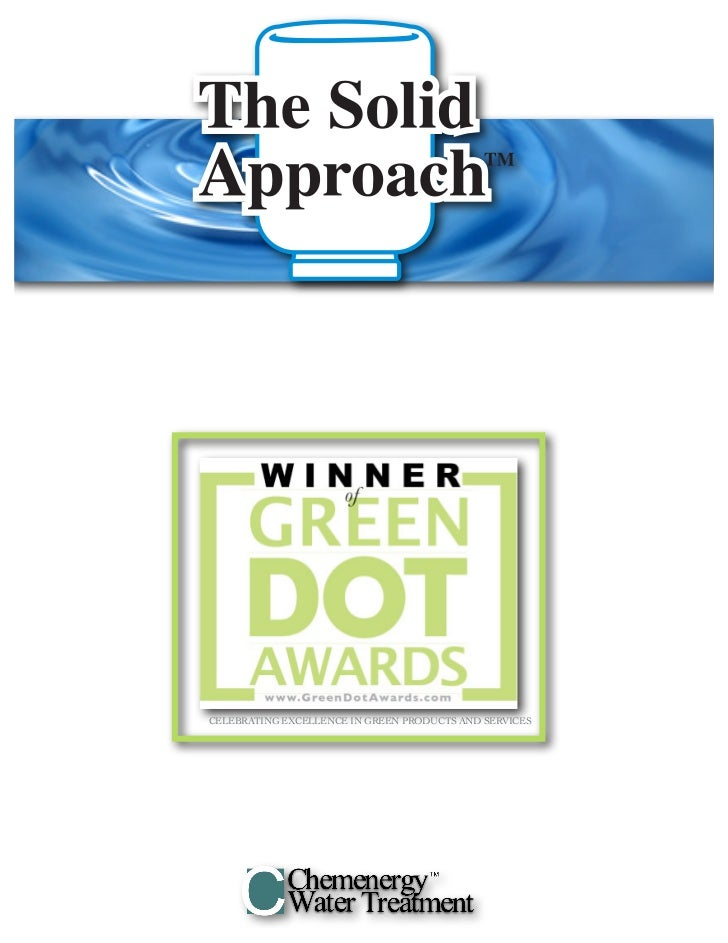 CELEBRATING EXCELLENCE IN GREEN PRODUCTS AND SERVICES