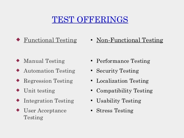 Test capability Capability Study
