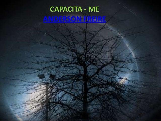 CAPACITA - MEANDERSON FREIRE