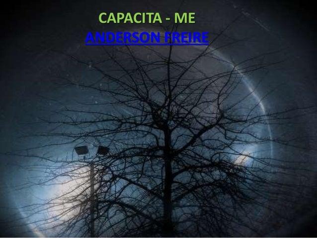 CAPACITA - ME ANDERSON FREIRE