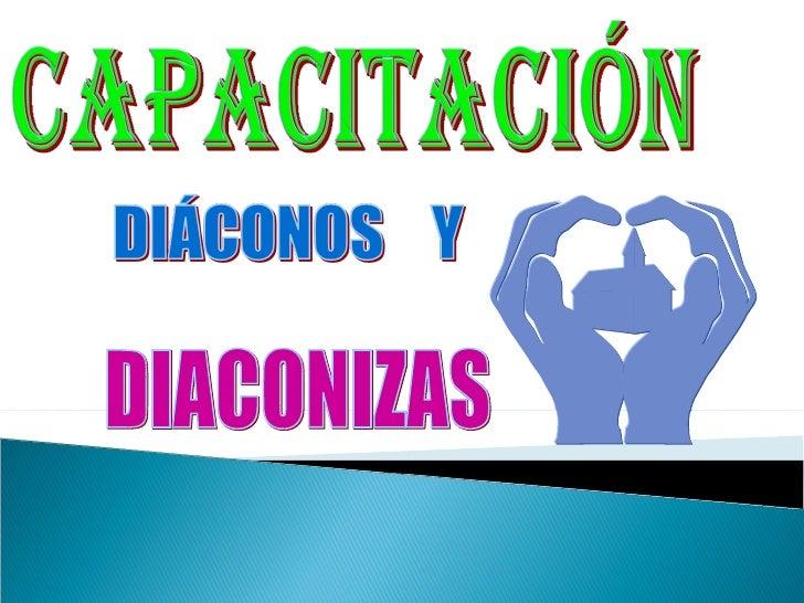 DIACONIZAS