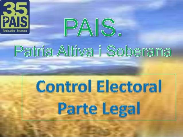ETAPA PRE-ELECTORAL18 OCTUBRE-16 FEBRERO   C                        .    ETAPA ELECTORAL                        N      17 ...