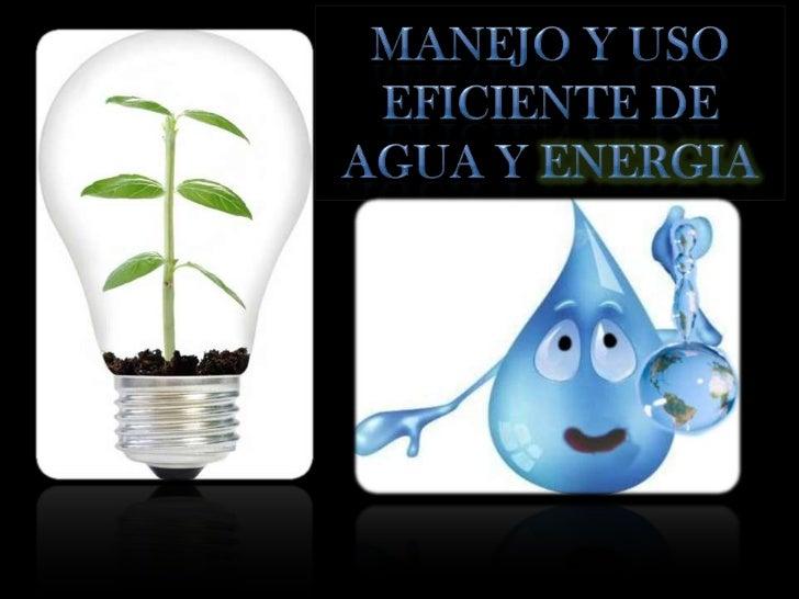 Ahorra agua y energia - Como ahorrar agua y luz ...