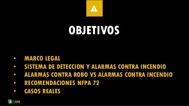 Sistemas de deteccion y alarmas contra incendio - Sistemas de seguridad contra incendios ...