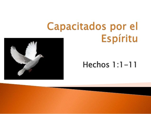 Hechos 1:1-11