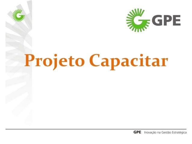 Projeto Capacitar